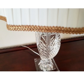 BOHEMIAN RHAPSODY CRYSTAL TABLE LAMP