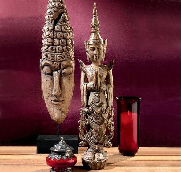 RITUALS OF BUDDHA TEPPANOM ANGEL