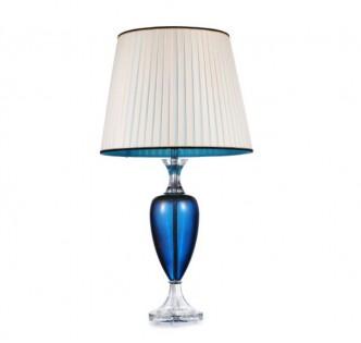HEAVENLY BLUE CRYSTAL FLOOR LAMP