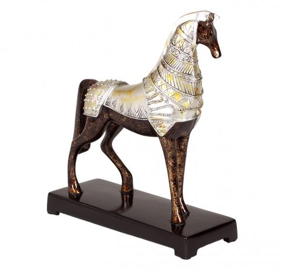 MAJESTIC HORSE OF ST.WENCESLAS