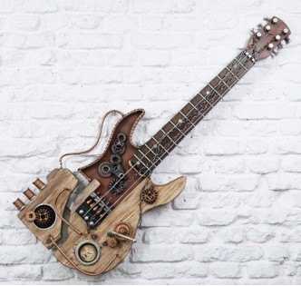 THE HARDROCK CAFE GUITAR TROPHY