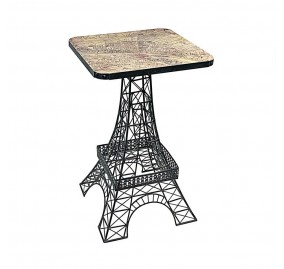 EIFFEL TOWER METAL TABLE
