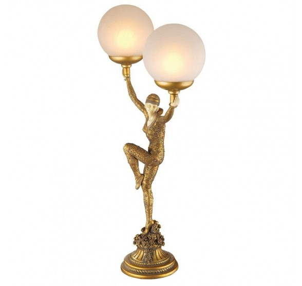 THE LIGHTS OF HOLLYWOOD TABLE LAMP