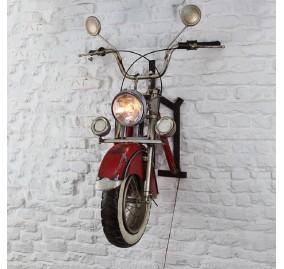 MOTORCYCLE CHAMPION BEACON LIGHT