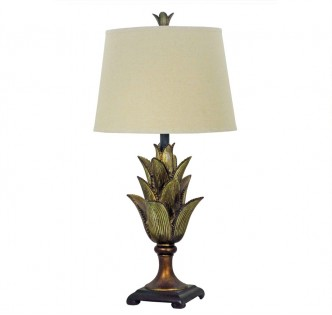 THE TROPICAL GARDEN TABLE LAMP