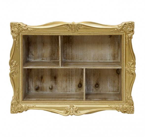 ROYAL WALL SHELF GOLDEN SERIES