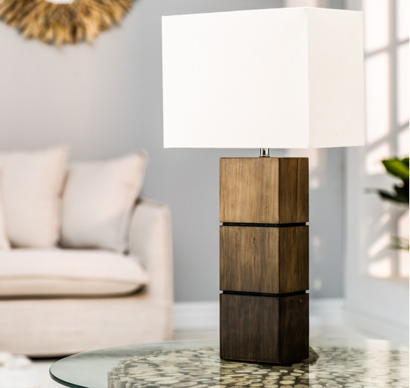 NORWAY NATURE WOODEN LAMP