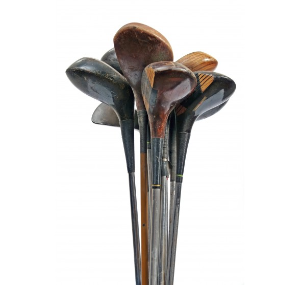 ST.ANDREWS VINTAGE GOLF CLUBS